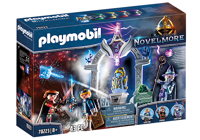 PLAYMOBIL Novelmore - Temple of Time - 70223