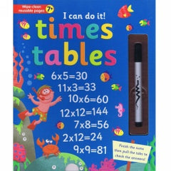 BOOK IMAGINE THAT I CAN DO IT TIMES TABLES