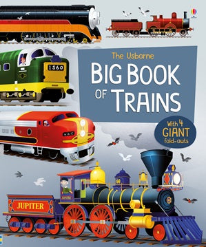 BOOK - Big Book of Trains