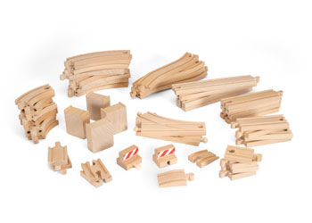 BRIO Track - Expansion Pack  50pc 33772