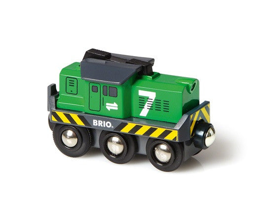 BRIO Battery Operated Freight Engine