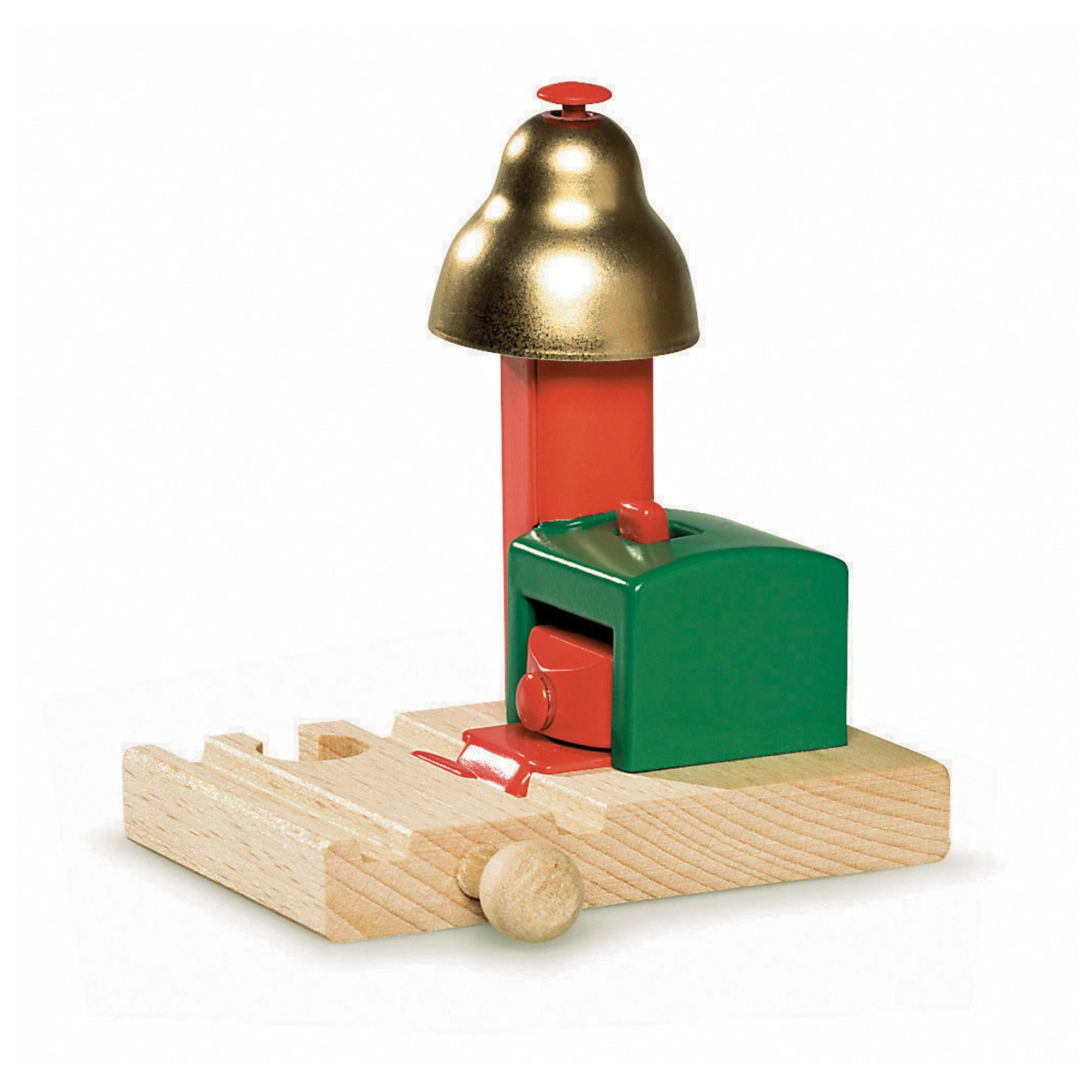 BRIO Magnetic Bell Signal 33754 - PRE ORDER DEC DELIVERY