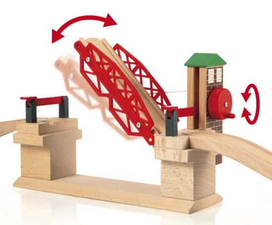 BRIO Lifting Bridge 33757