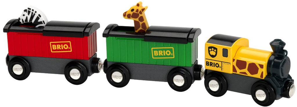 BRIO Safari Train 33722