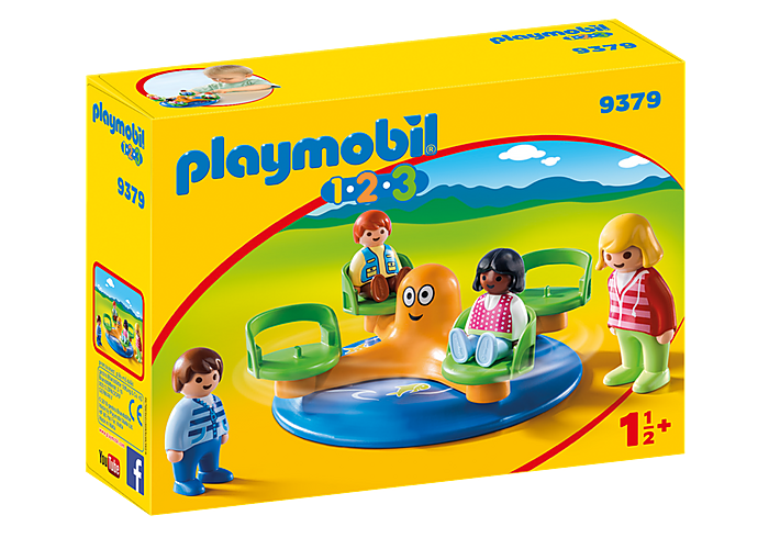 PLAYMOBIL 123 - Children's Carousel