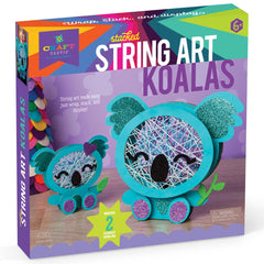 Ann Williams String Art Koalas