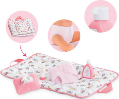 Corolle - Mon Classique - Accessories - Changing Set for 36-42cm baby doll