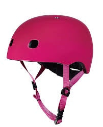 MICRO Kids Pattern Helmet - Pink - Small