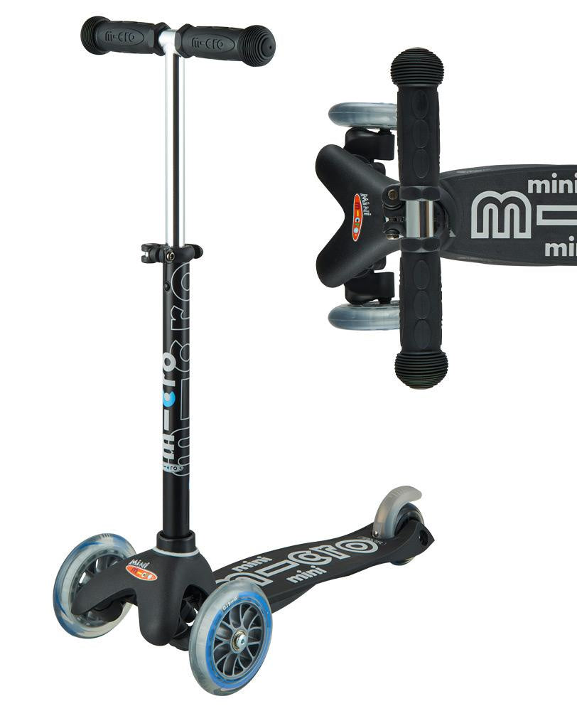 MICRO Mini Micro Deluxe Scooter - Black