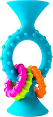Fat Brain toys - Pip Squigz Loops - Teal