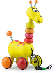 VILAC - Pull Toy - Paf the Giraffe