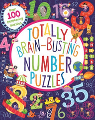Maze Book - Totally Brain-bending Puzzles - 128 Pages