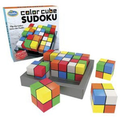 ThinkFun Colour Cube Sudoku