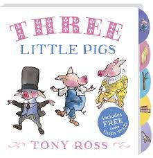 Favourite Fairy Tale Board Book, My: Three Little Pigs Board Book