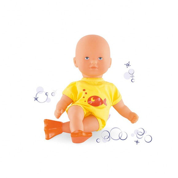 COROLLE Les Mini Dolls Bath - Yellow