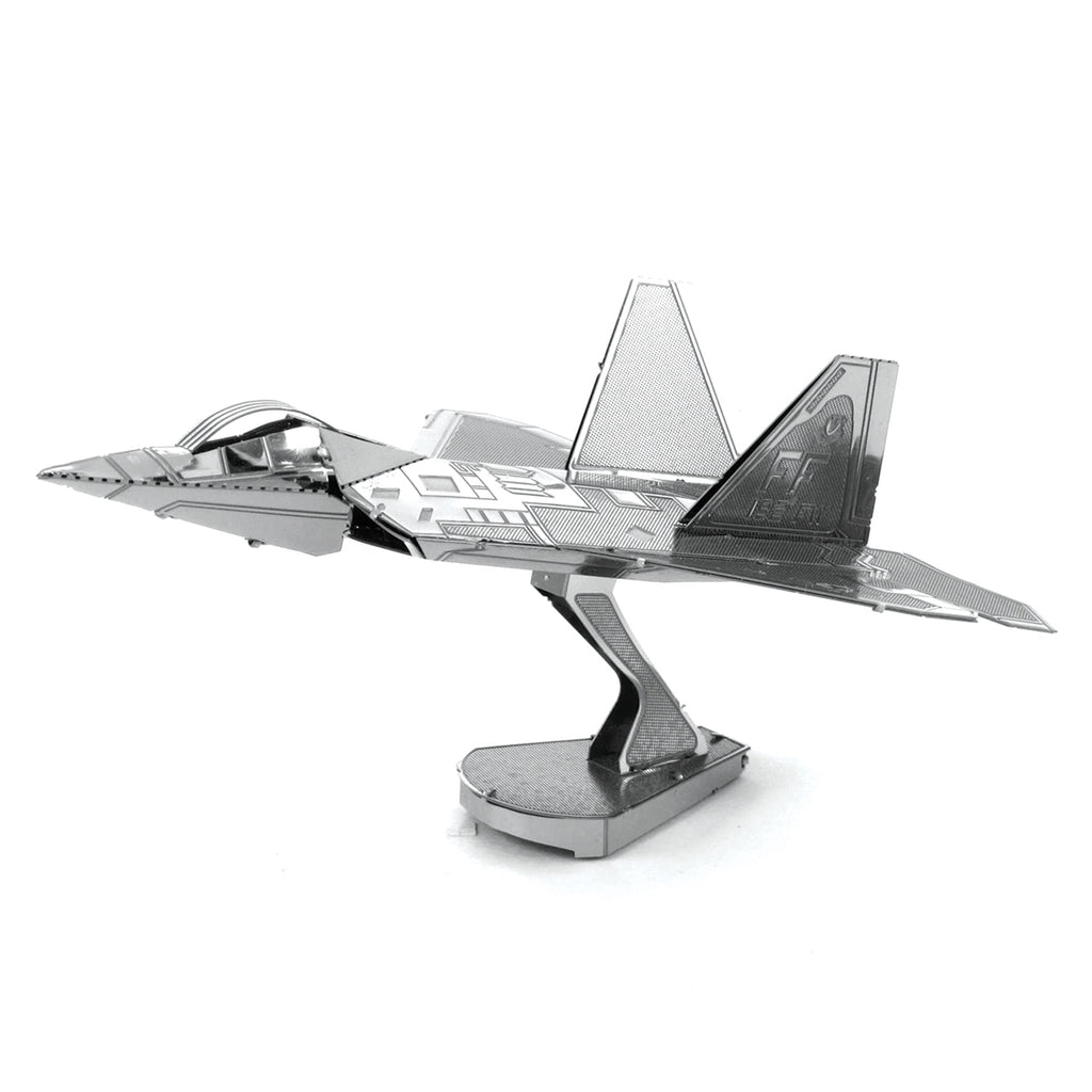 Metal Earth Aircraft - F-22 Raptor