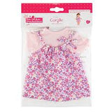 COROLLE MaCorolle - Clothing - Dress Floral Bloom - 36cm