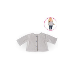 COROLLE MaCorolle - Clothing - Cardigan Grey - 36cm