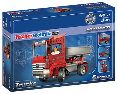 Fischertechnik Advanced Trucks - 540582