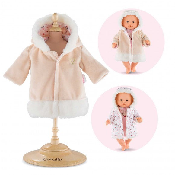 COROLLE - MON PREMIER - Clothing - Happy Reindeer Coat 36cm