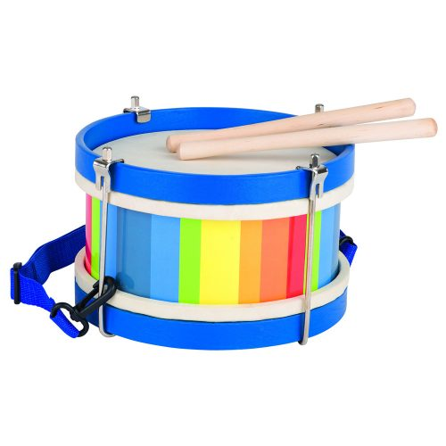 GOKI -  Drum - Striped with Strap