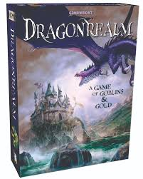 GAMEWRIGHT Game - Dragonrealm - New