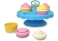 GREEN TOYS - Cupcake Set - 16 PC