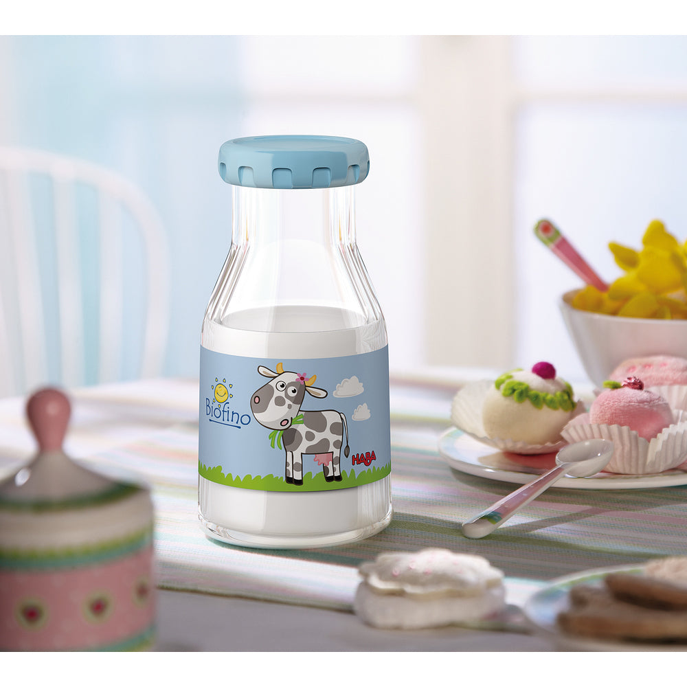 HABA Food - Milk Bottle with Pouring Action - 300117