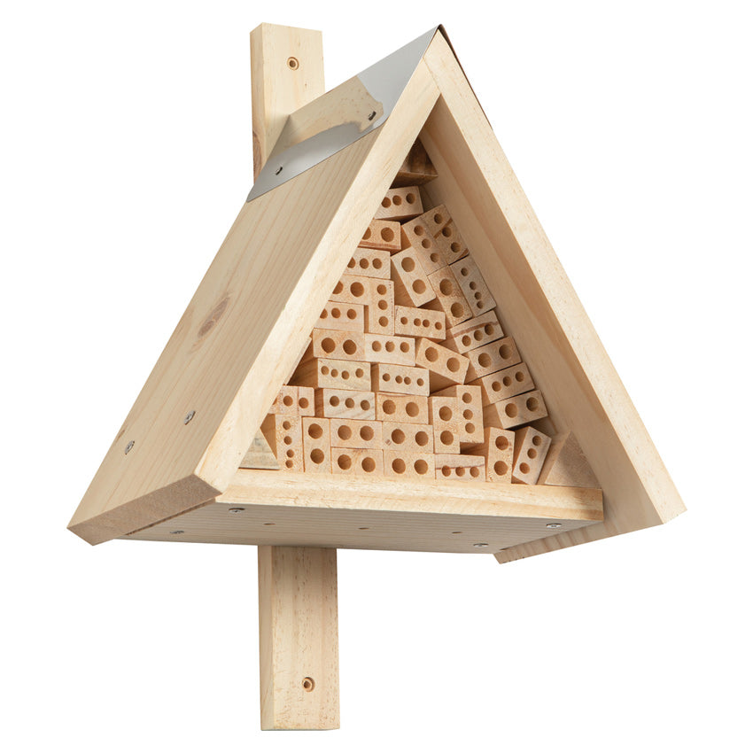 HABA - Terra Kids - Triangle Insect Hotel - Construction Kit