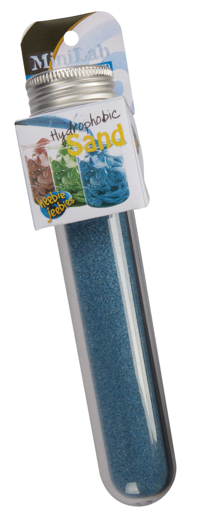 HEEBIE JEEBIE Hydrophobic Sand -  Test Tube - Assorted