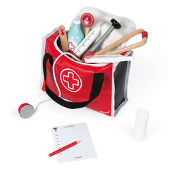 JANOD Doctor Bag with accessories