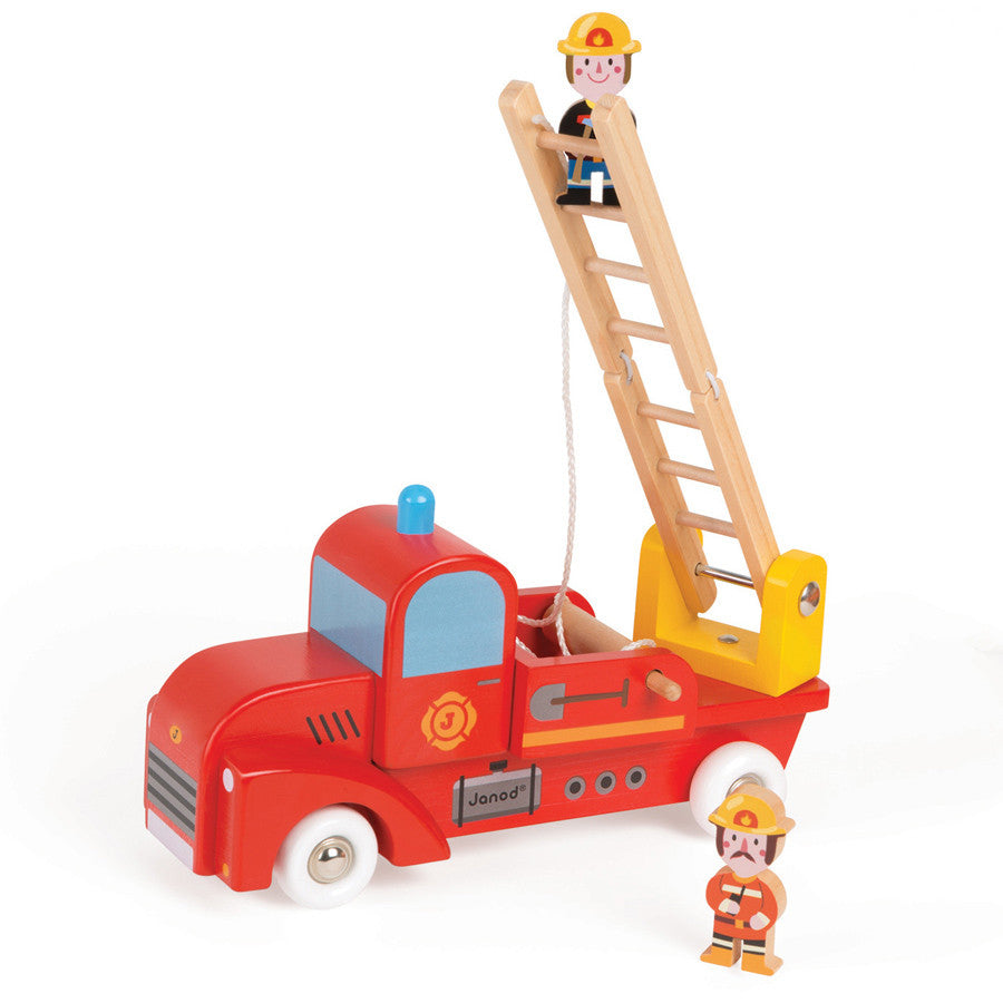 JANOD Story Fire Truck with ladder