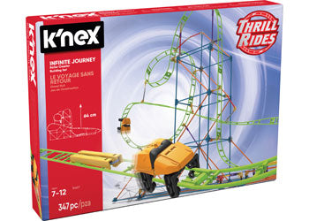 K'Nex – Infinite Journey Roller Coaster Set - 15407