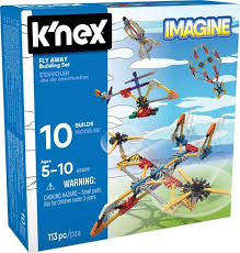 K'Nex –Fly Away Building Set  - 45509