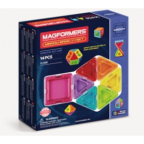 MAGFORMERS - Basic - Windows 14