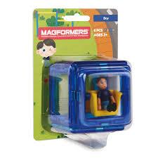 MAGFORMERS - Basic - Figure Plus - Boy