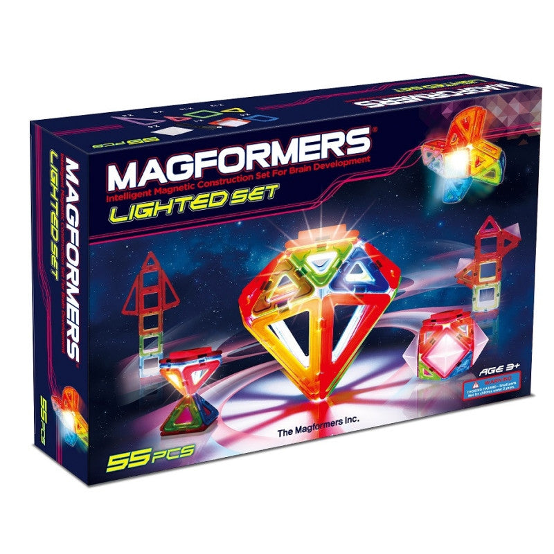 MAGFORMERS LED Light Set
