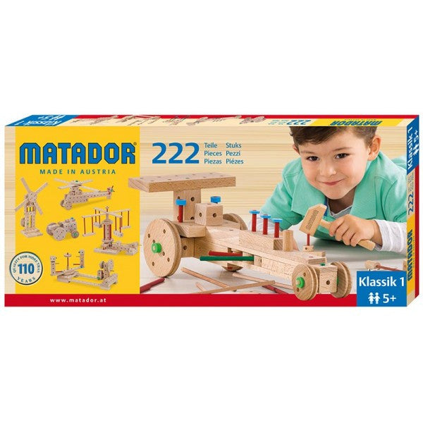 MATADOR Classic Construction Set C 1