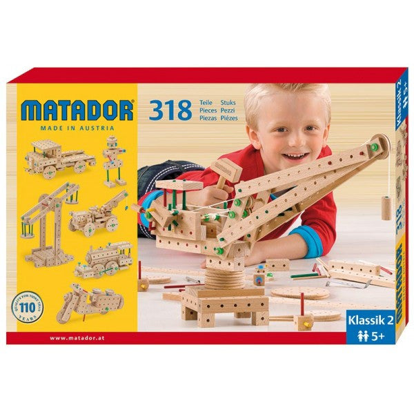 MATADOR Classic Construction Set C 2