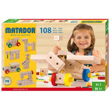 MATADOR Kindergarten Construction Set Ki 2