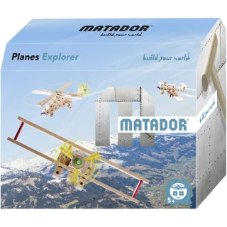 MATADOR Build Your World Planes