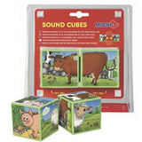 MICKI Sound Blocks Farm Animals