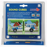 MICKI Sound Blocks Vehicles
