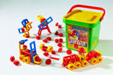 MOBILO Junior Bucket - 106 Pc