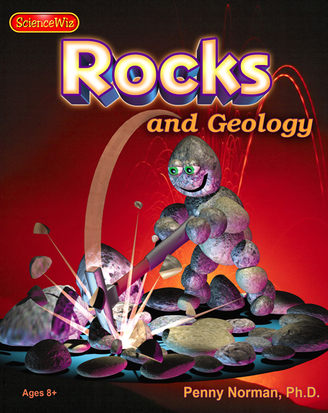 SCIENCE WIZ Rocks & Geology