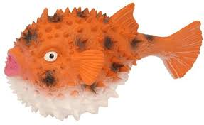 KEYCRAFT - Puffer Fish Water Squirter