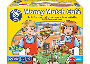 ORCHARD TOYS Intl Money Match Café