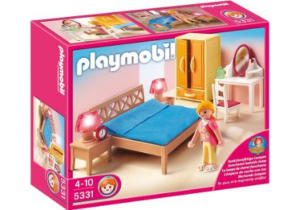 PLAYMOBIL Dollhouse Parents Bedroom 5331