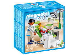 PLAYMOBIL City Life Medical Dentist Room 6662
