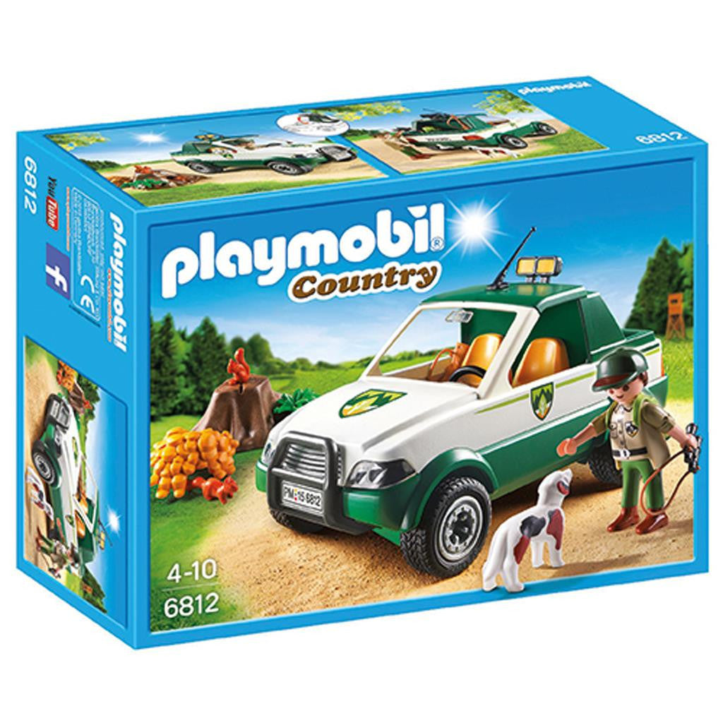 PLAYMOBIL Country Forest Pick Up Truck 6812